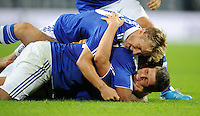 Fussball Euro League 2011/12 Play-offs: FC Schalke 04 - HJK Helsinki