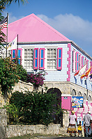 Pink Fancy Hotel<br /> Christiansted<br /> St Croix, US Virgin Islands