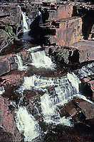 Twin Falls in Kakadu national Park, Australia