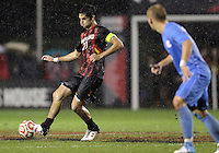 Maryland Soccer vs UNC, October 19, 2012