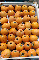 FOOD GROUPS: FRUIT<br /> Persimmons<br /> Diospyros