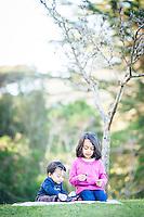 Manian Family Photos | San Francisco Botanical Garden Golden Gate Park