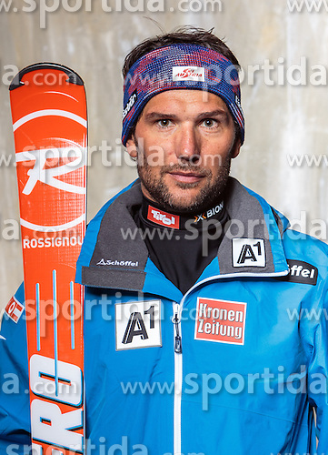 08.10.2016, Olympia Eisstadion, Innsbruck, AUT, OeSV Einkleidung Winterkollektion, Portraits 2016, im Bild Roland Plattner, Ski Alpin Damen // during the Outfitting of the Ski Austria Winter Collection and official Portrait Photoshooting at the Olympia Eisstadion in Innsbruck, Austria on 2016/10/08. EXPA Pictures © 2016, PhotoCredit: EXPA/ JFK