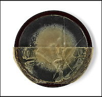 BNPS.co.uk (01202 558833)<br /> Pic: Bonhams/BNPS<br /> <br /> One of the two moulds Fleming gave to his neice Mary Anne Johnston. - Not much to look at, but his penicillin discovery has gone on to save millions of lives this mould sold for &pound;12,500.<br /> <br /> Two samples of mould that legendary scientist Sir Alexander Fleming used to produce penicillin have sold for almost &pound;25,000.<br /> <br /> Both specimens of the yellow-green Penicillium Notatum fungus are contained on a glass disc and date back to the 1930s when Fleming was developing his 1928 discovery of penicillin. <br /> <br /> The samples helped pave the way for the development of antibiotics which people first started to use in 1942 to treat infections which often would prove fatal.<br /> <br /> The treatment has gone on the save millions of lives across the world.