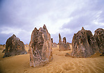 Pinnacles Desert, Nambung National Park, Perth, Western Australia