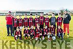U12 Park B -  Park B v Killarney Celtic B at Christy Leahy Park on Saturday