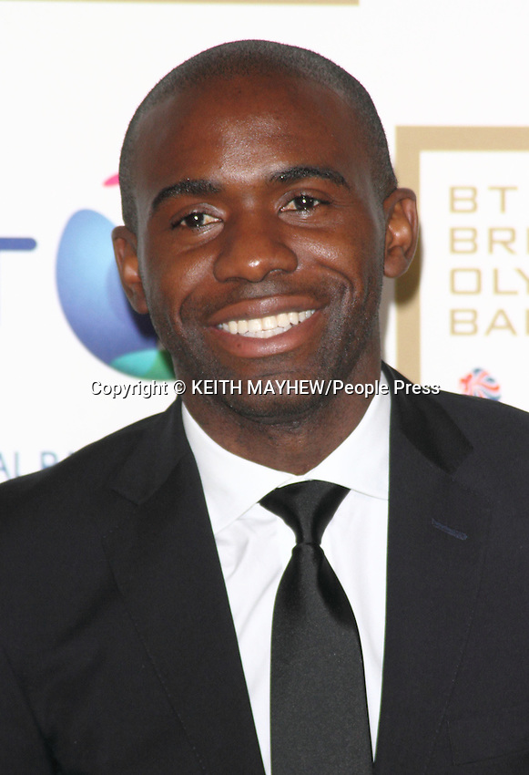 London - BT British Olympic Ball at the Grosvenor House Hotel, Park Lane, London - November 30th 2012..Photo by Keith Mayhew.