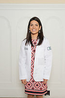 Tracey Dafonte. Class of 2017 White Coat Ceremony.