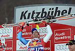 Ski Alpin; 69. Hahnenkamm Rennen, Abfahrt