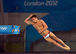 10/08/2012 - 10m High Board Diving - Aquatics Centre - Olympic Park - London