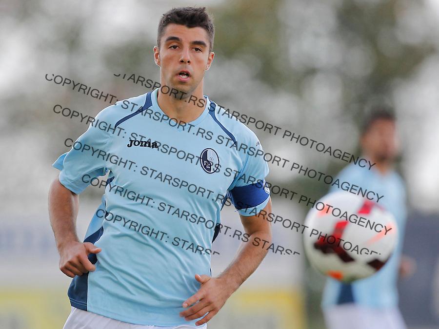 Fudbal Super liga season 2013-2014<br /> Rad v Sloboda Uzice<br /> Uros Vitas<br /> Beograd, 21.09.2013.<br /> foto: Srdjan Stevanovic/Starsportphoto &copy;