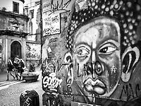 Napoli - Dicembre 2014 - Via Diodato Lioy