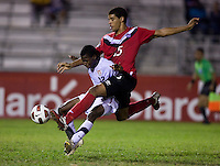 Jordan Hamilton, Joseph Amon. The United States defeated Canada, 3-0, during the final game of the CONCACAF Men's Under 17 Championship at Catherine Hall Stadium in Montego Bay, Jamaica.