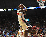 "Ole Miss' Reginald Buckner (23) vs. Arkansas at the C.M. ""Tad"" Smith Coliseum in Oxford, Miss. on Saturday, January 19, 2013. Mississippi won 76-64. (AP Photo/Oxford Eagle, Bruce Newman)"