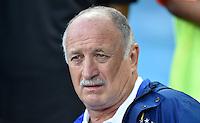 FUSSBALL WM 2014  VORRUNDE    Gruppe A    12.06.2014 Brasilien - Kroatien Trainer Luiz Felipe Scolari (Brasilien)