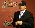 Roger Clemens Press Conference