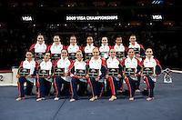 VISA Championships 2009 Dallas