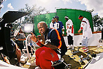 "Brian ""Baby"" aka Birdman William, Co Founder of Cash Money Records on the the Big Tymers ""Still Fly"" video set in New Orleans, Louisiana on May 16, 2000.  Photo credit: Presswire News/Elgin Edmonds"