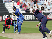 Varun Chopra of Essex in batting action - Essex Eagles vs Middlesex Crusaders - Friends Provident Trophy at Ford County Ground, Chelmsford - 20/05/07 - MANDATORY CREDIT:  Gavin Ellis / TGSPHOTO - IMAGES USED WILL BE INVOICED AT STANDARD RATES