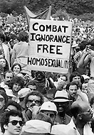 GAY PRIDE 10TH NYC 1979