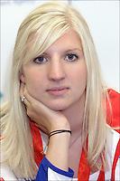 Olympic gold medallist Rebecca Adlington