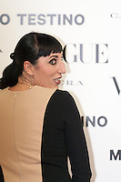 Rossy de Palma at Vogue December Issue Mario Testino Party