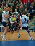 Handball Frauen EHF-Pokal Finale, Challenge- Cup 2009/2010, Frisch Auf Goeppingen - Buxtehuder SV