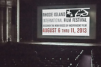2013 Rhode Island International Film Festival