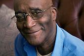 Portrait of older man smiling. MR