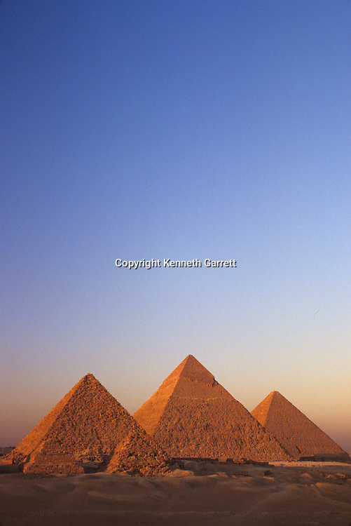 Egypt's Old Kingdom; The Pyramids at Giza; Egypt