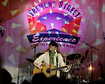Downtown Hoedown kicks of NFR at Fremont Street Experience with Trick Pony Deana Carter Ricochet, and Little Texas concerts&amp;#xA;photo Lead singer Heidi of Trick Pony<br />