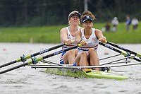 Amsterdam, NETHERLANDS, GBR BW2X,  2011 FISA U23 World Rowing Championships, Wednesday, 20/07/2011 [Mandatory credit:  Intersport Images]