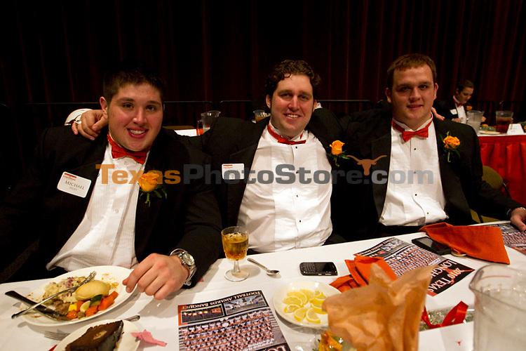 Michael Huey, Steve Moore, Kyle Hix