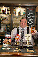 The Fountain Bridge carvery restaurant and pub at Sutton in Ashfield, Nottinghamshire. Pictured is Carvery Heaven boss Michael Perry