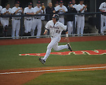 Ole Miss' Andrew Mistone (25) scores vs. Rhode Island at Oxford-University Stadium in Oxford, Miss. on Friday, February 22, 2013. Ole Miss won 8-1 to improve to 5-0.