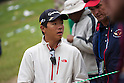 Andy Zhang (CHN),.JUNE 17, 2012 - Golf :.14-year-old amateur Andy Zhang of China during the final round of the 2012 U.S. Open golf tournament at Lake Course of The Olympic Club in San Francisco, California, United States. (Photo by Thomas Anderson/AFLO) (JAPANESE NEWSPAPER OUT)