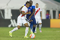 Washington D.C. - Friday, September 4, 2015:  The USMNT defeated Peru 2-1 during their international friendly at RFK Stadium.
