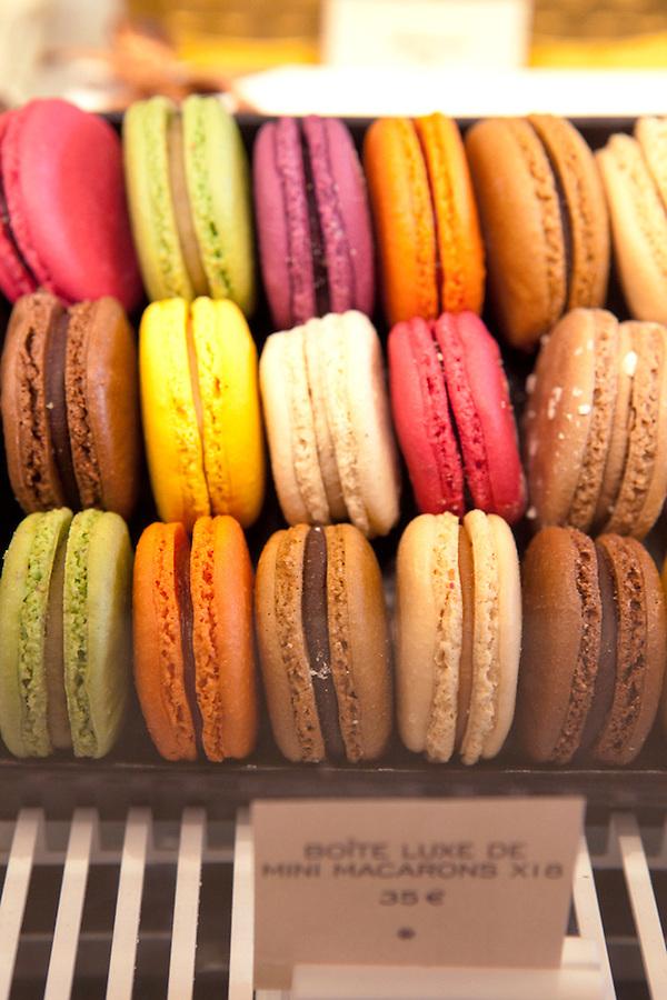 Paris, France Macarons in Paris, France, Europe