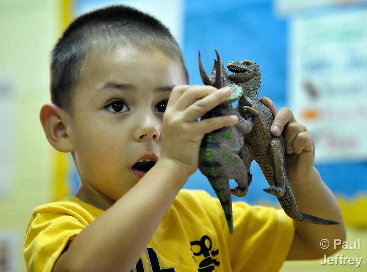 Wesley Child Care Center