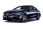 Mercedes-Benz CLA Sedan 2017