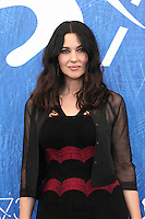 VENICE, ITALY - SEPTEMBER 09: Monica Bellucci attends a photocall for 'On The Milky Road' during the 73rd Venice Film Festival at Palazzo del Casino on September 9, 2016 in Venice, Italy. <br /> CAP/GOL<br /> &copy;GOL/Capital Pictures /MediaPunch ***NORTH AND SOUTH AMERICAS ONLY***