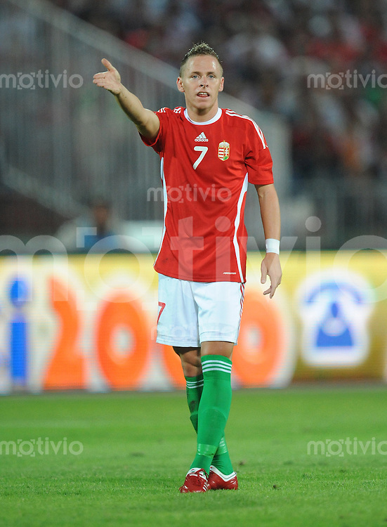 Fussball International   WM  2010  Qualifikation  Gruppe 1    09.09.2009 Ungarn - Portugal Balazs Dzsudzsak  (HUN)