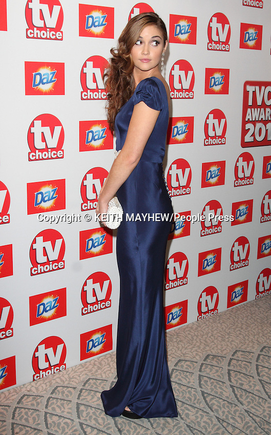 TV Choice Awards - Inside Arrivals at the Dorchester Hotel,  Park Lane, Mayfair, London, UK - September 9th 2013<br /> <br /> Photo by Keith Mayhew