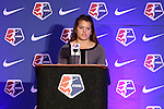 16 January 2015: Rachel Tejada (Illinois State) was selected 32nd overall by the Chicago Red Stars. The National Women's Soccer League Draft was held at the Pennsylvania Convention Center in Philadelphia, Pennsylvania.