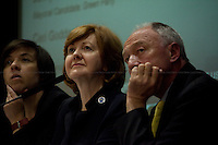 Candidates - 2012<br /> <br /> London 23/04/2012. Today the &quot;Old Theatre&quot; at LSE (London School of Economics) was the arena of a pre-election mayoral debate organised by Fawcett Society. The discussion was focused on what the candidates will do for the 4 million women living in London if elected as new Mayor. The speakers included: Victoria Borwick (Assembly candidate for the Conservative Party) on behalf of Boris Johnson (Actual Mayor of London and candidate for the Conservative Party), Ken Livingston (Mayoral candidate for the Labour Party), Jenny Jones (Mayoral candidate for the Green Party), Brian Paddick (Mayoral candidate for the Liberal Democrats). Chair of the event was Ceri Goddard (CEO Fawcett Society).