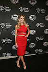 Erin Andrews  Attends FOX Sports 1 celebrates the official Thursday Night Super Bash at Time Warner Cable Studios. Hosts MichaelStrahanand Erin Andrews Superbowl week, NY