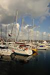 Santa Cruz de Tenerife, Santa Cruz harbour Marina,boats,yachts.