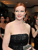 Washington,DC - April 26, 2008 -- Marcia Cross arrives at the Washington Hilton Hotel in Washington, D.C. on Saturday, April 26, 2008 for the annual White House Correspondents Association (WHCA) Dinner..Credit: Ron Sachs / CNP.(RESTRICTION: NO New York or New Jersey Newspapers or newspapers within a 75 mile radius of New York City)