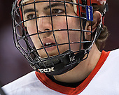 Sam Kurker (BU - 16) - The visiting Northeastern University Huskies defeated the Boston University Terriers 6-5 on Friday, January 18, 2013, at Agganis Arena in Boston, Massachusetts.