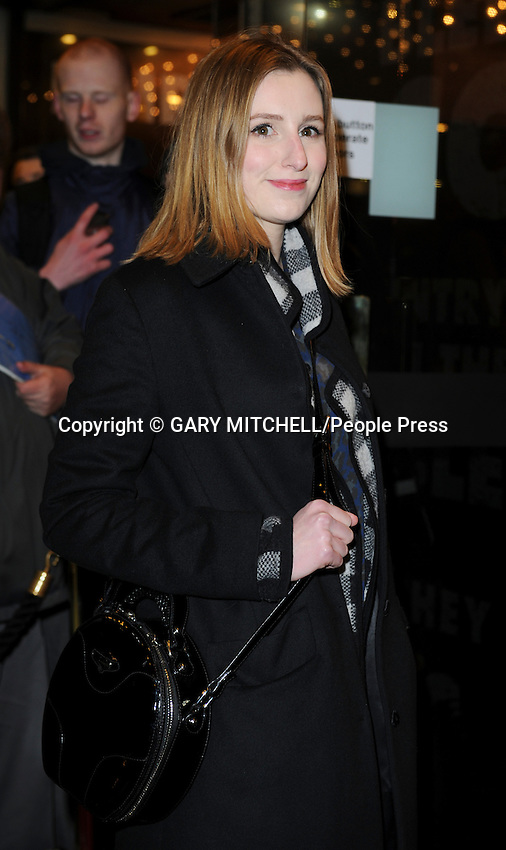 London - Opening night of 'Macbeth' at the Trafalgar Studios, Whitehall, London. February 22nd 2013.